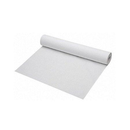 Papel Lençol Branco I 50cm x 50m - 10 Unidades - Clean