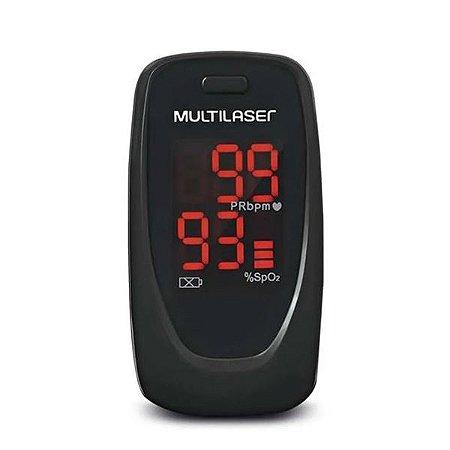 Oximetro De Pulso Portatil De Dedo Oxygen Check Multilaser