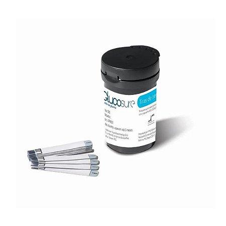 Tiras Multilaser Para Medidor De Glicose 25 Unidades - Hc131