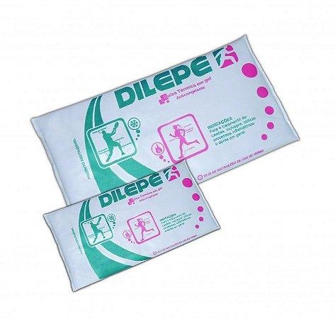 Bolsa Térmica Flexível Anticongelante Gel Pequena - Dilepé
