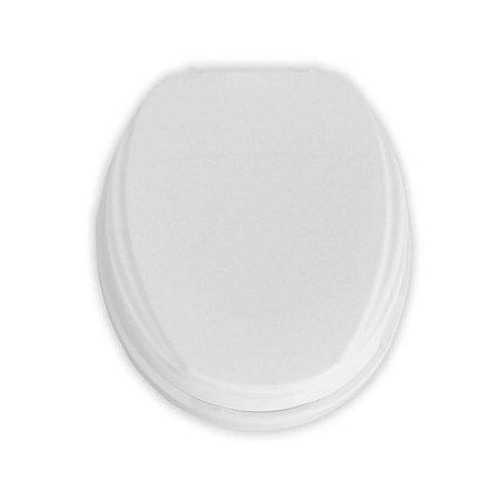 Aluguel - Assento Elevado Sanitário Com Tampa 7,5 Cm Plastico Dellamed