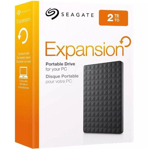 HD Externo Portátil Ultra Seagate 2 tb
