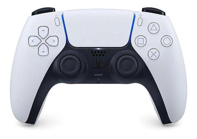 Controle joystick sem fio Sony PlayStation DualSense