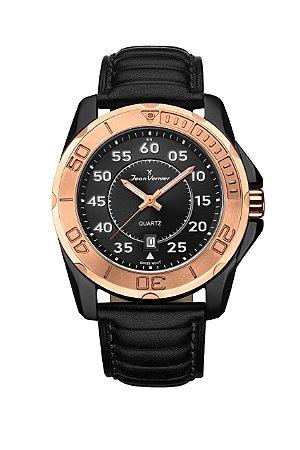 Relógio Jean Vernier Masculino Pioneer JV61181P