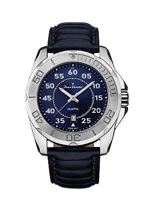 Relógio Jean Vernier Masculino Pioneer JV61211A