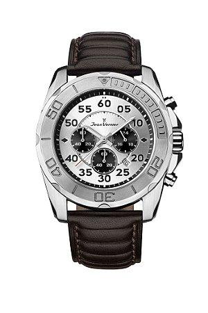 Relógio Jean Vernier Masculino Pioneer JV61171B