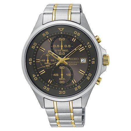 Relógio Seiko Masculino Cronograph SKS631B1