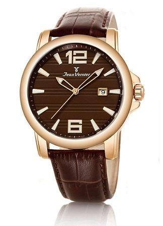 Relógio Jean Vernier Canvas JV1141