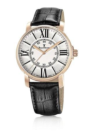 Relógio Jean Vernier Masculino Signature JV1090