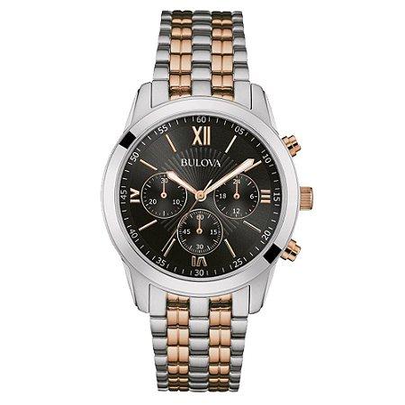Relógio Bulova Masculino WB22382P