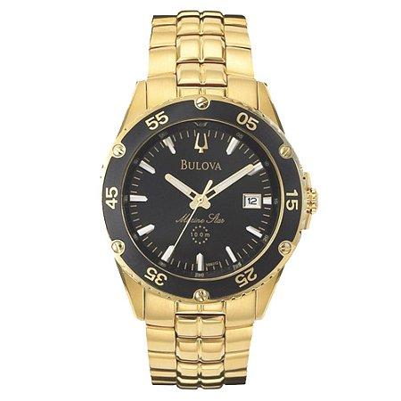 Relógio Bulova Masculino Marine Star WB30757U