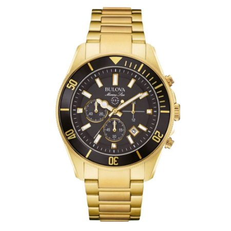 Relógio Bulova Masculino Marine Star WB31774U
