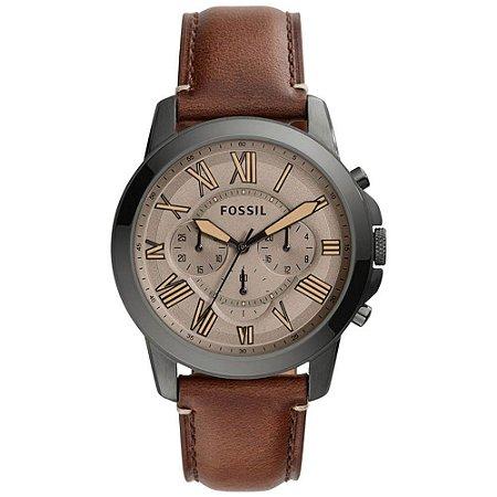 Relógio Fossil Masculino Grant FS5214