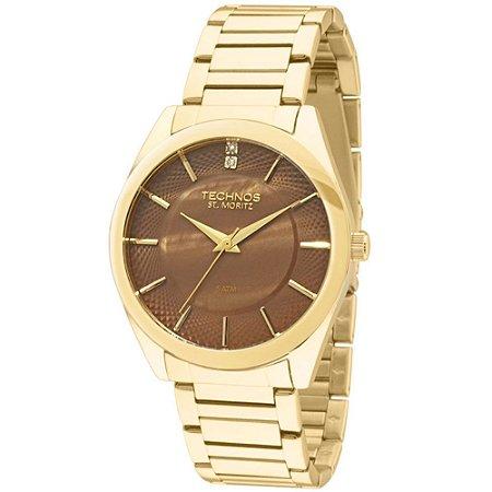 Relógio Technos Feminino Elegance 2036LOU/4M