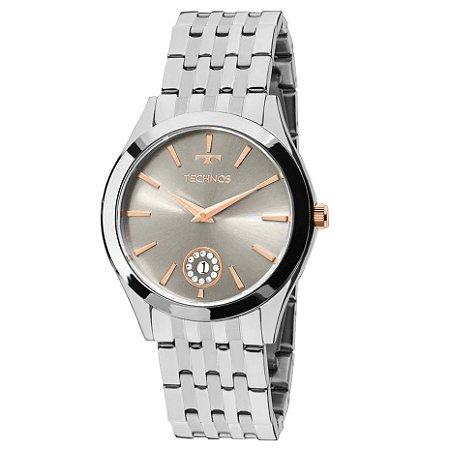 Relógio Technos Feminino Elegance Ladies 1M15AR/1C