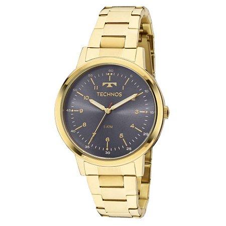 Relógio Technos Feminino Elegance Dress 2035MFN/4A