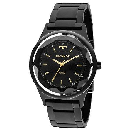 Relógio Technos Feminino Elegance Crystal 2035MIB/4P
