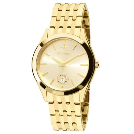 Relógio Technos Feminino Elegance Ladies 1M15AQ/4X