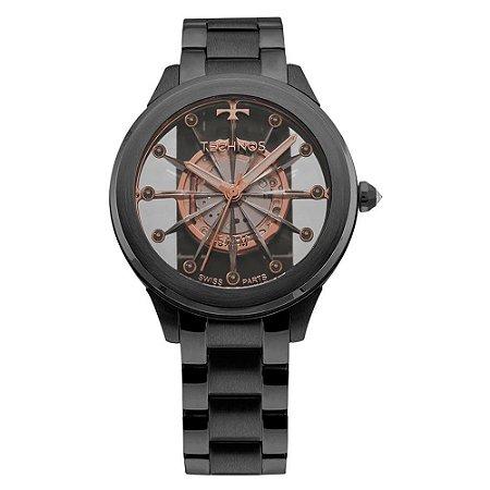 Relógio Technos Feminino Essence Swiss Parts F03101AC/4W