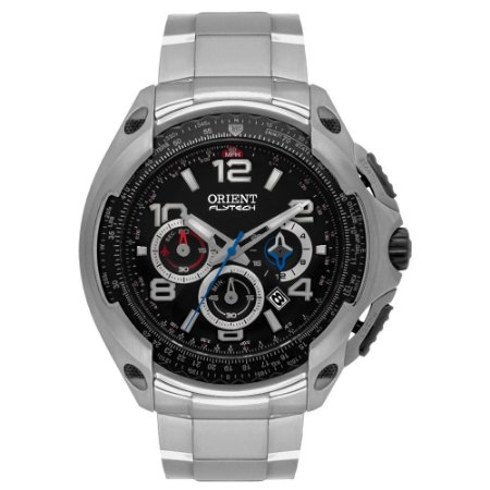 Relógio Orient Masculino FlyTech Titanium MBTTC015 P2GX