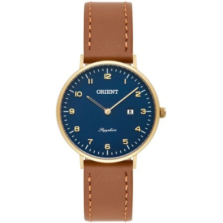 Relógio Orient Feminino Slim Safira FGSCS001 D2MX