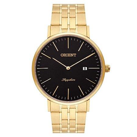 Relógio Orient Masculino Slim Safira MGSSS004 P1KX