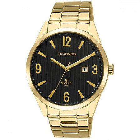 Relógio Technos Masculino Classic Golf 2115RV/4M