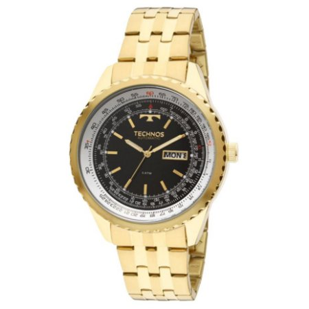 Relógio Technos Masculino Classic Automático 8205NN/4P