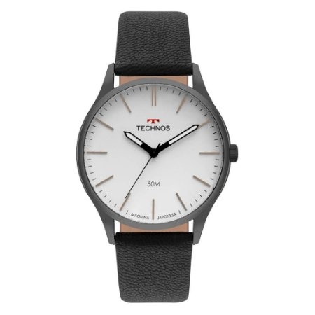 Relógio Technos Masculino Steel Slim 2035MQQ/2B