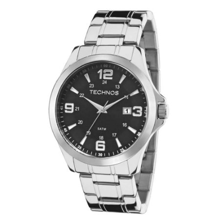 Relógio Technos Masculino Classic Steel 2115MKT/1P