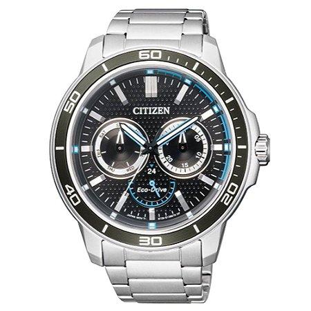 Relógio Citizen Masculino Eco Drive TZ30857T