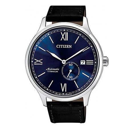 Relógio Citizen Masculino Super Titanium Automático TZ20840F - NJ0090-21L
