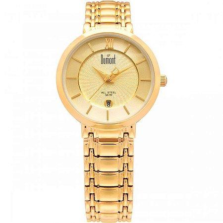 Relógio Dumont Feminino SR85432/4X