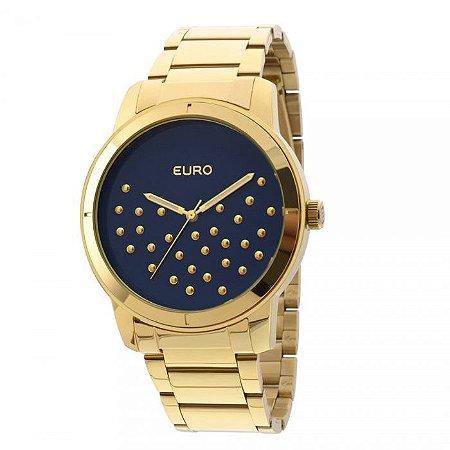 Relógio Euro Feminino Glam EU2036LYM/4A