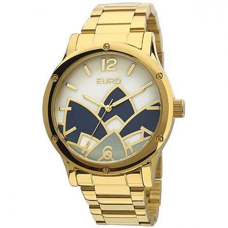 Relógio Euro Feminino Madrepérola EU2035YCX/4D