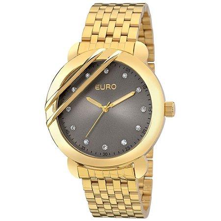 Relógio Euro Feminino Strappy EU2036YEB/4C