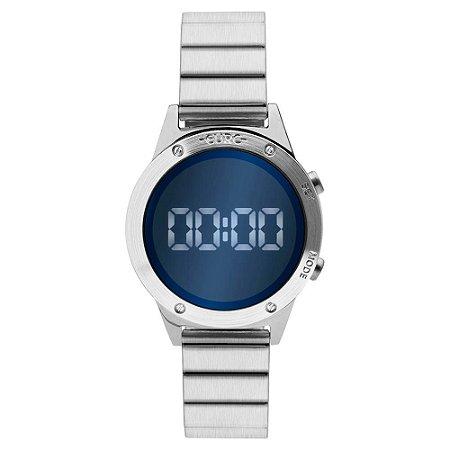 Relógio Euro Feminino Fashion Fit Reflexos Prata EUJHS31BAA/3A
