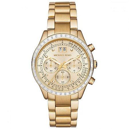 Relógio Michael Kors Feminino Brinkley MK6187