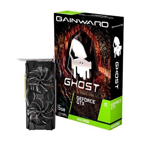 GPU NV GTX1660 6GB SUPER GHOST G6 GAINWARD NE6166S018J9-1160X-1