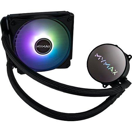 Watercooler New Algor 120mm para AMD e Intel LED RGB(MYC/FC-V3-120-RGB)