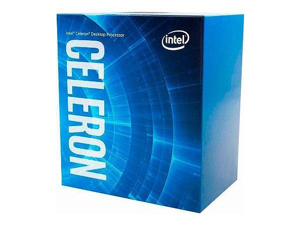 PROCESSADOR CELERON LGA 1151 BX80684G4930 G4930 3,2GHZ 2MB CACHE COM VIDEO INTEGRADO LGA1151