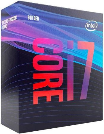 Processador Intel Core I7-9700 Coffee Lake 3.00Ghz 12mb - Bx80684i79700
