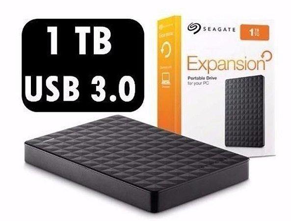 HD Externo 1TB Expansion USB 3.0(STEA1000400)