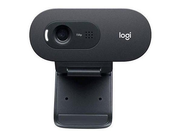 WEBCAM LOGITECH C505 C/MICROFONE HD 720P