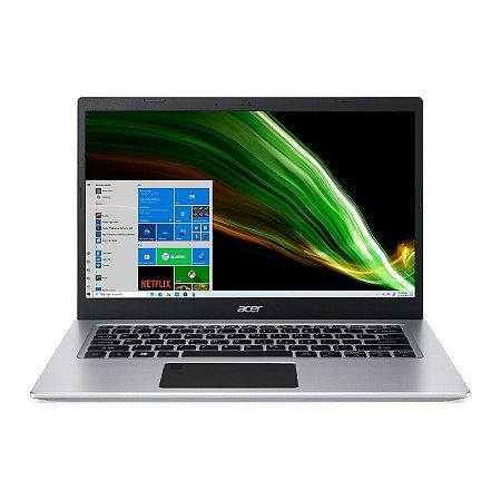 "Notebook Acer A514-53-5239 Intel Core i5-1035G1 4GB SSD 256GB W10HSL64 14"""