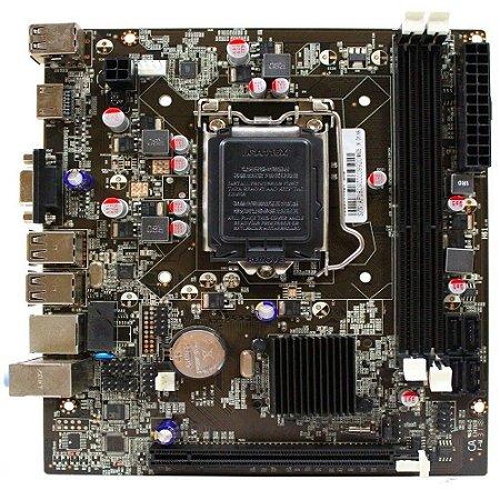 Placa Mae Cybercom H61 Micro Atx Ddr4 LGA 1151