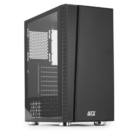 Gabinete Gamer DT3 Sports Kronos Lateral Acrilico Mid Tower