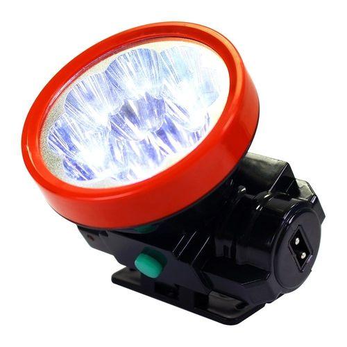 LANTERNA LED PARA CABECA RECARREGAVEL MB54355 IMPORTADO