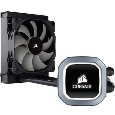WATER COOLER HYDRO SERIES H60 HIGH PERFORMANCE C/ LED BRANCO - CW-9060036-WW - CORSAIR