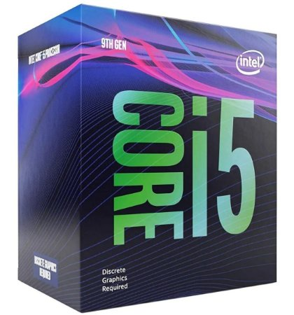 PROCESSADOR INTEL CORE I5 9400F 2,90 GHZ 9 MB CACHE LGA 1151 COFFEE LAKE 9O GERACAO SEM PLACA GRAFICA BX80684I59400F I